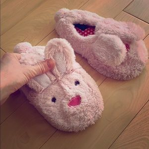 Other - Pink rabbit 🐇 slippers